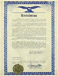 Resolution celebrating the 100th anniversary of Atatürk Day by the county of Genesee - 03/01/1982