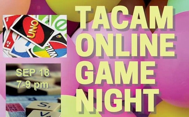 THSC Online Game Night