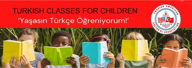 Banner about Turkish Classes for Children